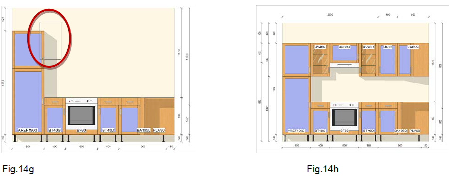Poser les meubles wikinsitu for Caler un meuble
